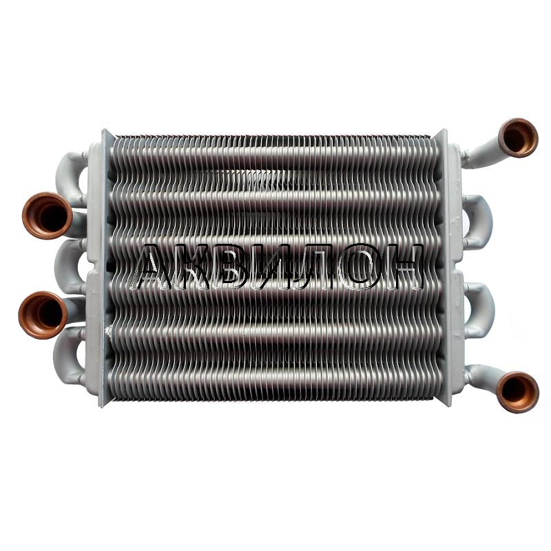 Где купить теплообменник для котла baxi main 24 fi высокопроизводительные биметаллические теплообменники
